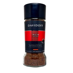Davidoff Rich Aroma Instant Coffee