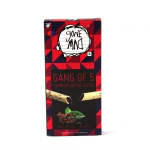 Gery- Gone Mad Premium Choco Coffee Sticks 100g