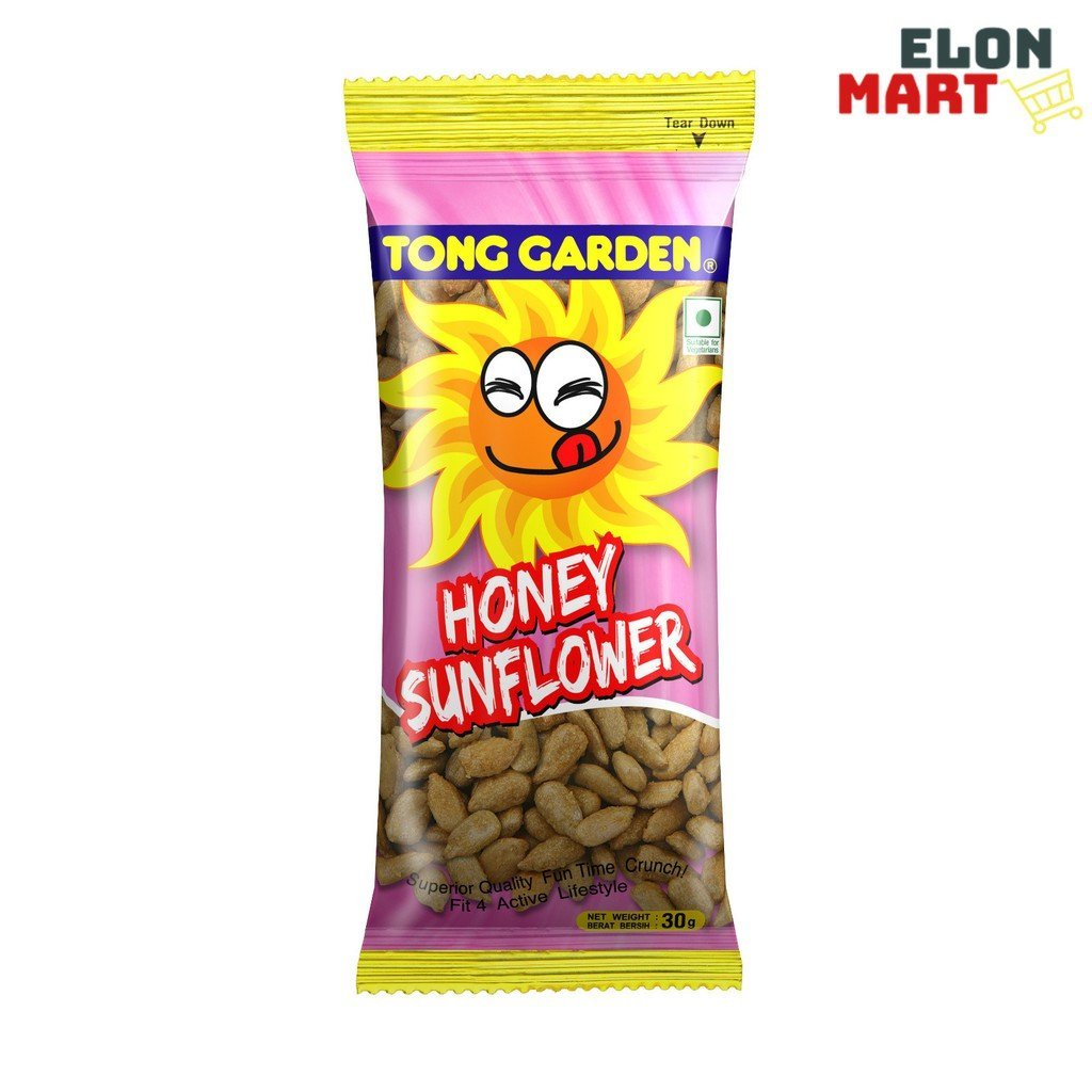 Tong Garden Honey Sunflower 30g