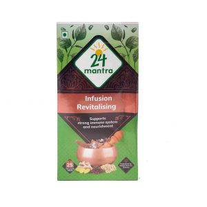 24 Mantra Infusion Revitalising