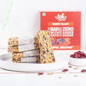 Eats Anytime Berry Blast Bars -228g