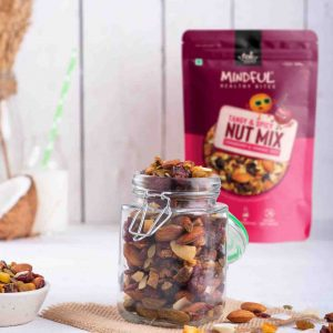 Eats Mindful Tangy & Spicy Nut Mix Fruits -200g
