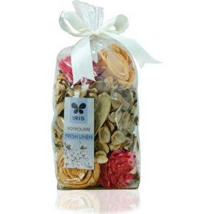 Iris Fresh Linen Home Fragrance Potpourri