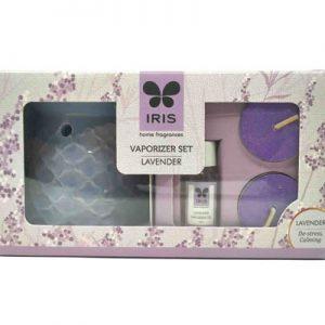 Iris Vaporizer Set Lavender