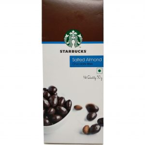 Starbucks  Salted Almond Chocolate Bites