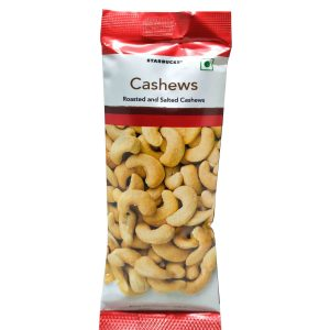 Starbucks Roasted and Salted Cashews