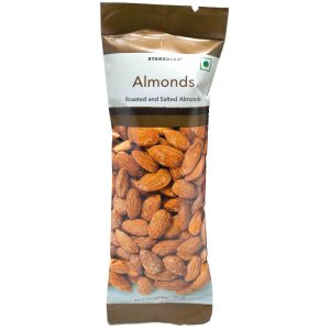 Starbucks Roasted and Salted Almonds
