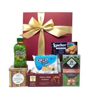Tea & Cookies Hamper