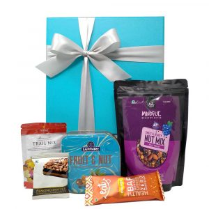 Chocolates & Trail Mix Gift Hamper