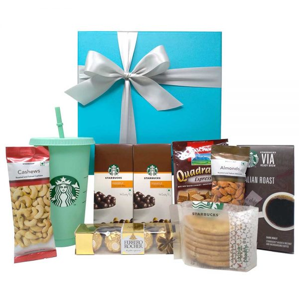 Delightful Starbucks Gift Hamper