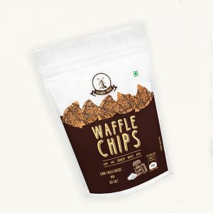 Waffle Mill Waffle Chips -85g