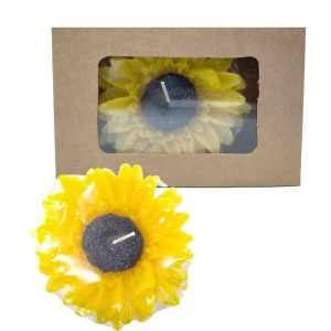 Sunflower Floating Candle