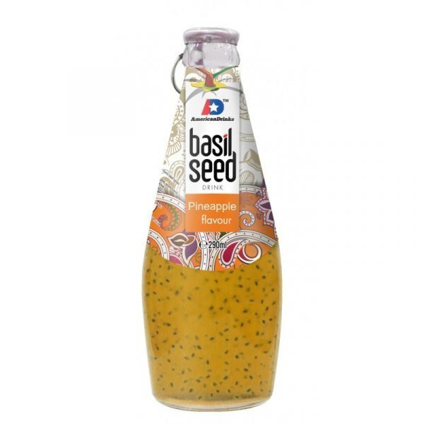 American Delight Basil Seed Drink