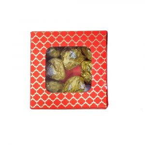 Binge Bites Premium Dark Chocolate Almond Rocks 100g