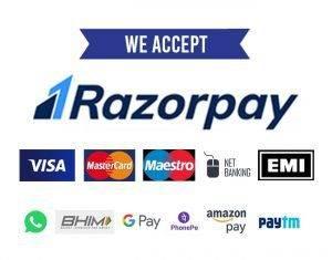 Razorpay - UPI/Cards/Wallet